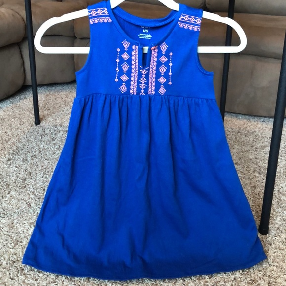 Carter's Other - Carter's gauzy dress, size 4/5, worn once